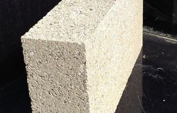 100mm Solid Concrete Block