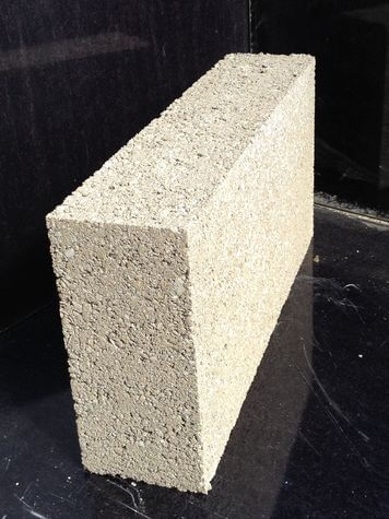 100mm Solid Concrete Block