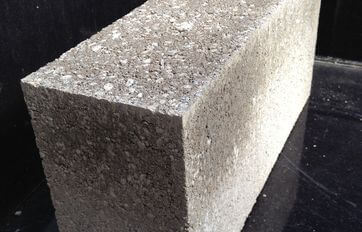 140mm Solid Concrete Block