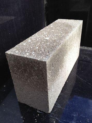 140mm Solid Concrete Block