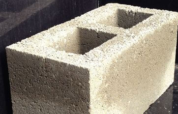 215mm Hollow Concrete Blocks
