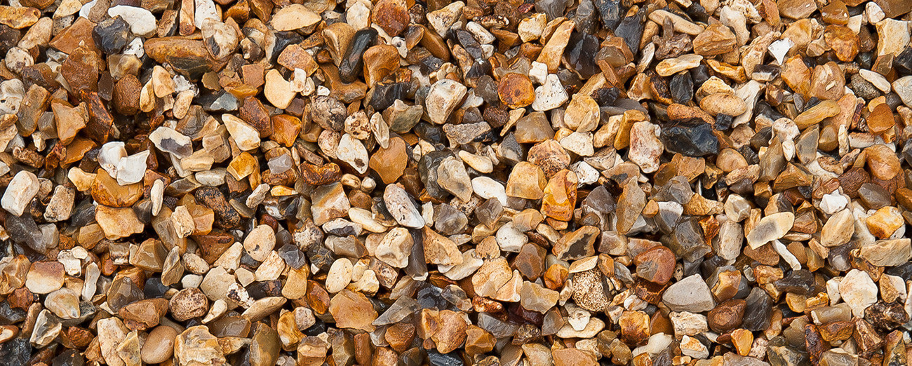 Golden Shingle 10mm - Banner