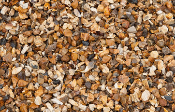 Golden Shingle 10mm
